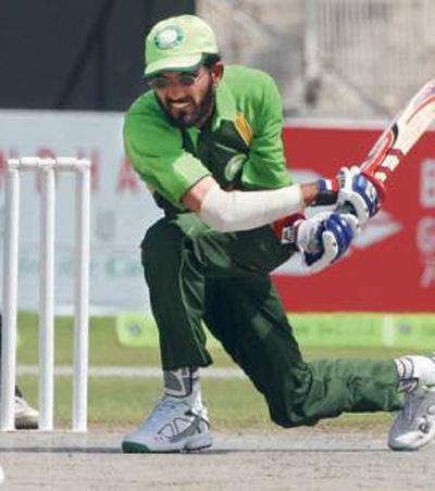BLIND TEAM pakistan vs australia