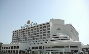 Shar-e-faisal regent plaza