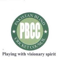 pakistan blind cricket logo