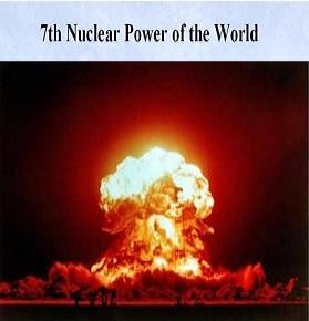 first muslim nuclear power