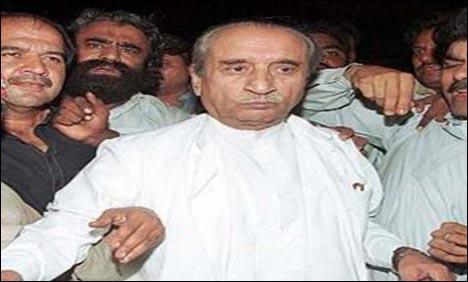 hakim ali zardari died