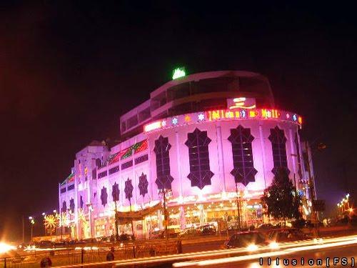 millenium mall karachi
