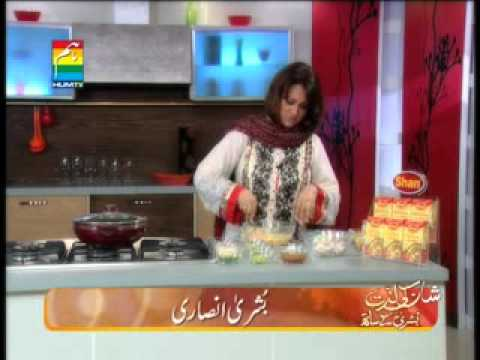 hum tv cooking show ramazan