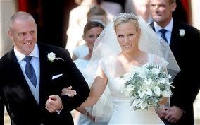 queen's grand daughter wedding