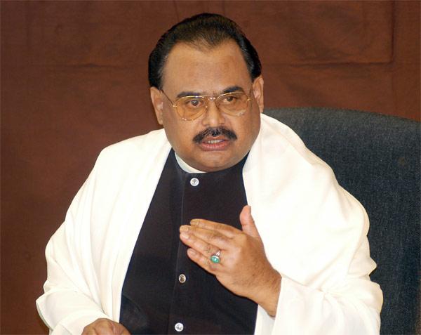 Altaf Hussain kidney liver problem