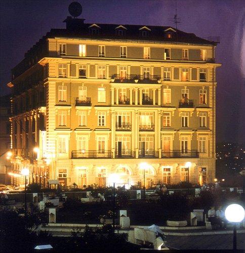 Pera Palace hotel pics