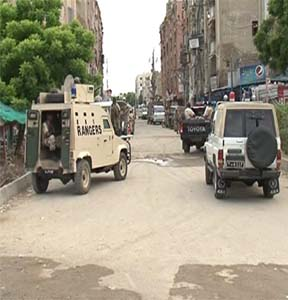 eid rangers operation in karachi