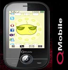 Q Mobile e900