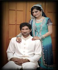 Sohail Tanveer With Wife