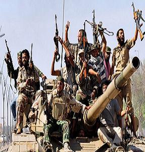 libya war rebels