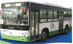 lahore new cng buses