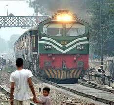 pakistan railway jacobabad