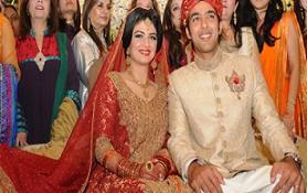 aisam ul haq with wife faha