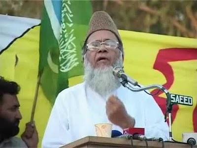 Syed Munawwar Hassan karachi