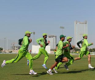 pakistan warm up match england