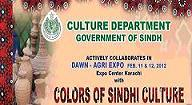 Sindh Cultural events