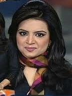 pakistani female news anchor