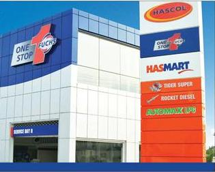 Hascol Gasoline Limited