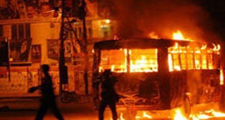 Karachi-riots