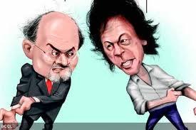 Salman Rushdie kutta
