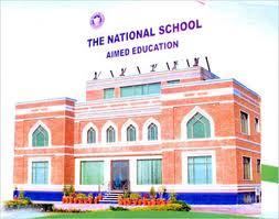 The national school aimed education