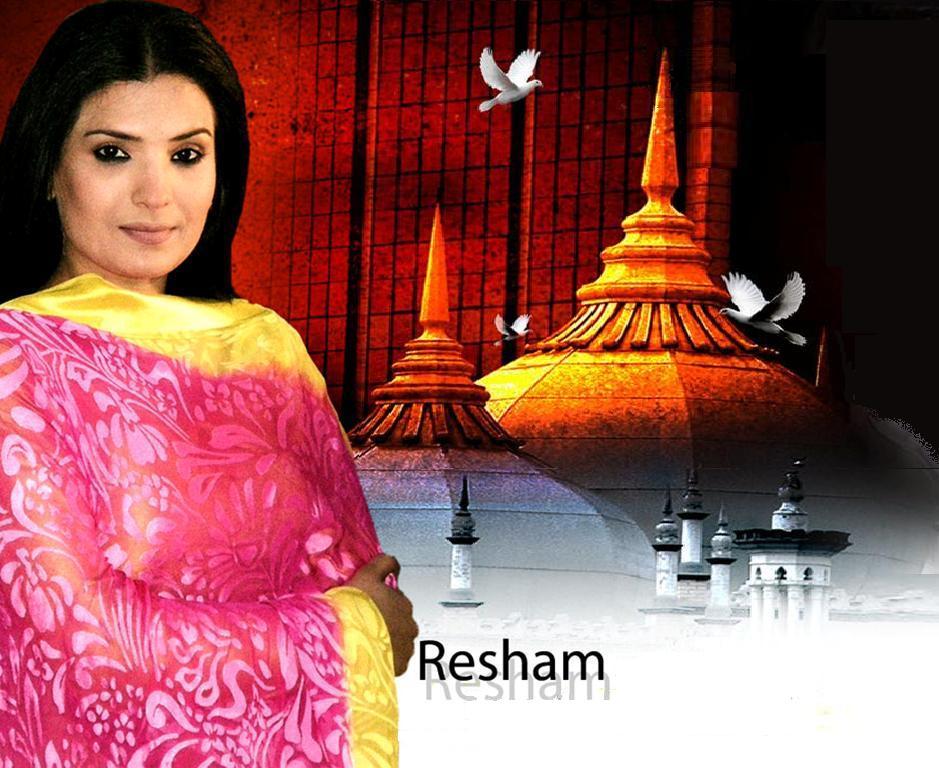 resham comments about veena malik