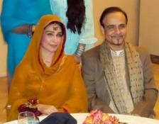 Reema Khan walima
