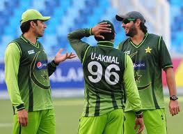pakistan cricket stars