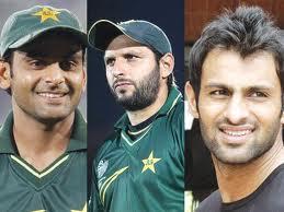 pakistan team captain