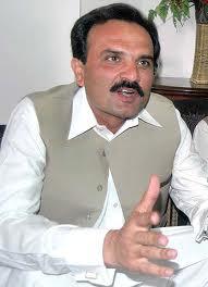 Ameer Haidar Khan Hoti KPK CM