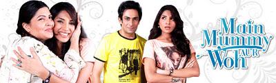 Main Mummy Aur Woh Geo TV