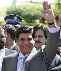 new PM visits karachi