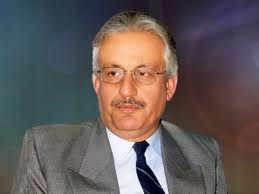raza rabbani father died