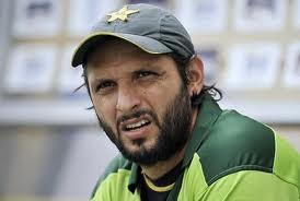 shahid afridi bad health