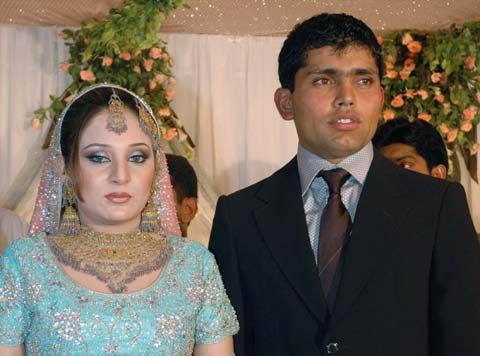 Kamran Akmal wedding