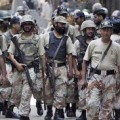 Rangers Opperation In Lyari
