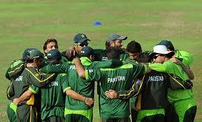 pakistan team against australia odi