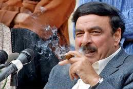 sheikh rasheed to join PTI or PML N