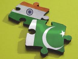 Pakistan and Indian banks across border