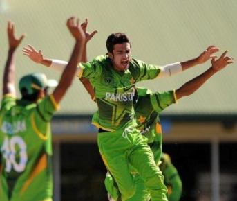 pakistan under 19 win against australia