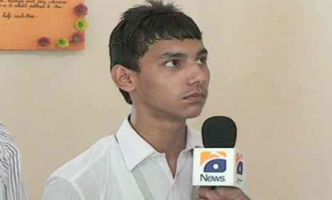 pakistani student gets US scholarship