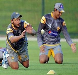 Pak vs Aus 3rd ODI 2012