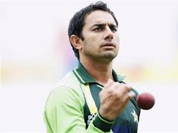 Saeed Ajmal ODI ranking