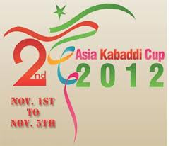 Asia Kabaddi Cup 2012