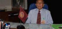 VC Abul Kalam leaving NED