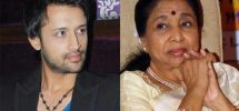Atif Aslam vs Asha Bhosle 2