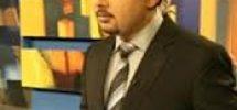 Wajih Sani newscaster