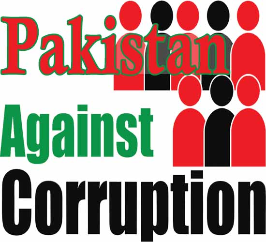 pakistan Anti-Corruption campaign