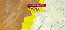 Bomb blast in Kurram Agency