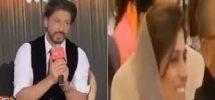 shahrukh khan hina rabbani